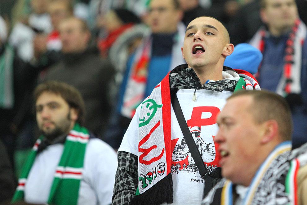 Legia Warszawa 3-0 Lechia Gdańsk - fot. Piotr Galas (zdjęcie 17 z 106)