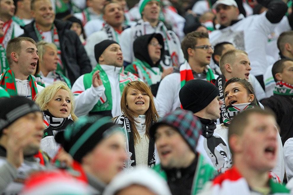 Legia Warszawa 3-0 Lechia Gdańsk - fot. Piotr Galas (zdjęcie 19 z 106)