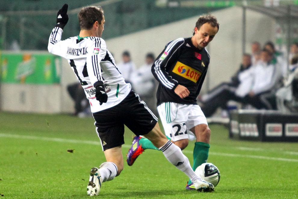 Legia Warszawa 3-0 Lechia Gdańsk - fot. Piotr Galas (zdjęcie 21 z 106)