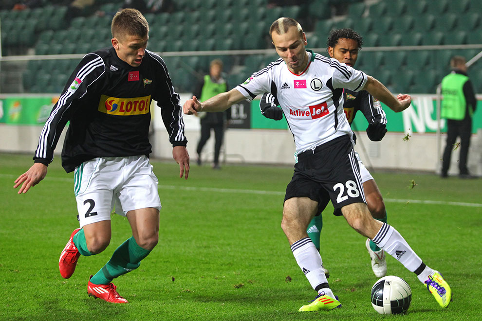 Legia Warszawa 3-0 Lechia Gdańsk - fot. Piotr Galas (zdjęcie 23 z 106)