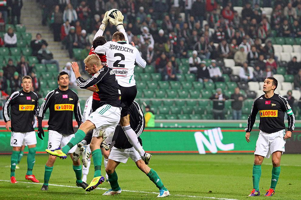 Legia Warszawa 3-0 Lechia Gdańsk - fot. Piotr Galas (zdjęcie 25 z 106)