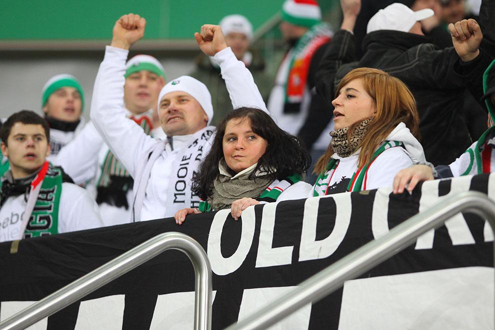 Legia Warszawa 3-0 Lechia Gdańsk - fot. Piotr Galas (zdjęcie 26 z 106)