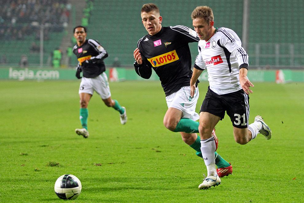 Legia Warszawa 3-0 Lechia Gdańsk - fot. Piotr Galas (zdjęcie 30 z 106)