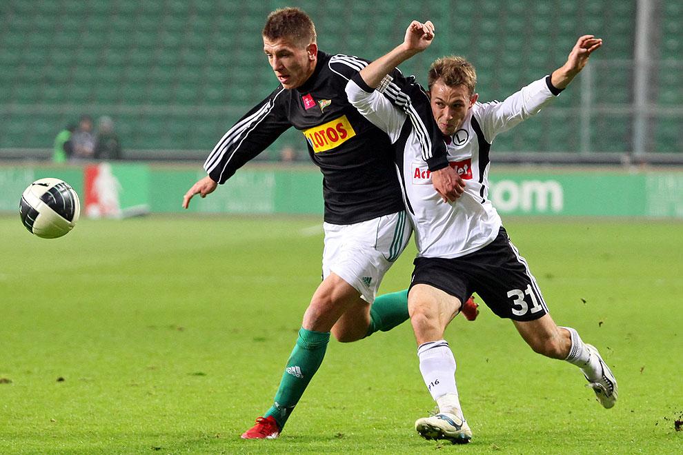 Legia Warszawa 3-0 Lechia Gdańsk - fot. Piotr Galas (zdjęcie 32 z 106)