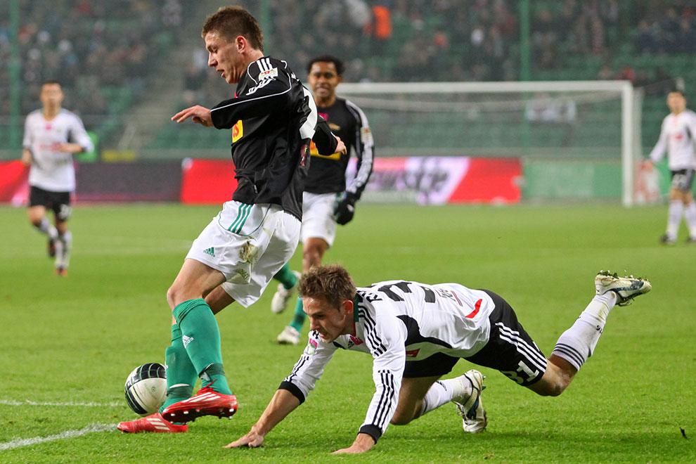 Legia Warszawa 3-0 Lechia Gdańsk - fot. Piotr Galas (zdjęcie 33 z 106)