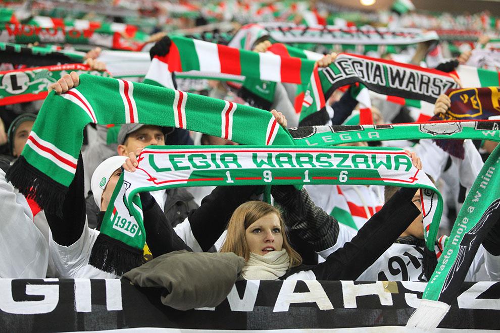 Legia Warszawa 3-0 Lechia Gdańsk - fot. Piotr Galas (zdjęcie 36 z 106)