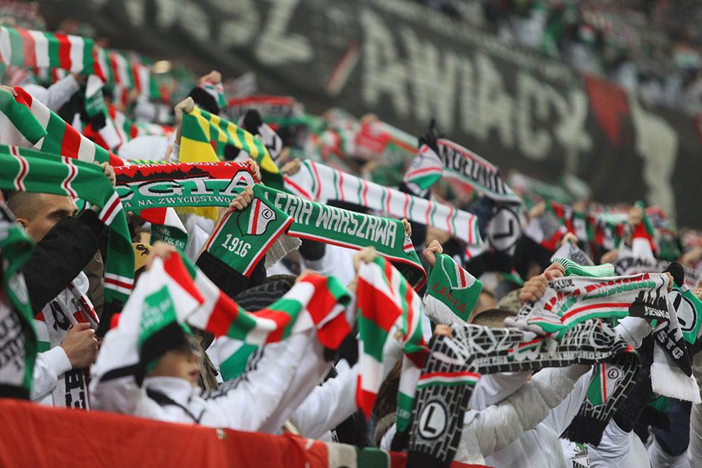 Legia Warszawa 3-0 Lechia Gdańsk - fot. Piotr Galas (zdjęcie 37 z 106)