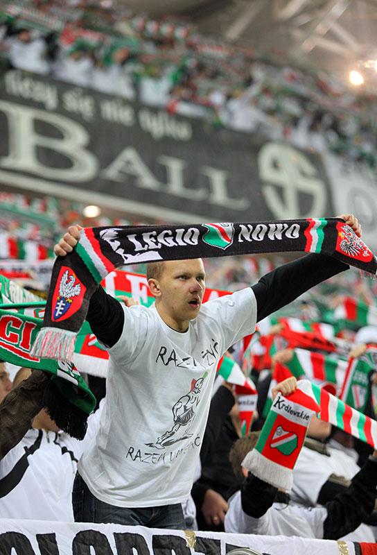 Legia Warszawa 3-0 Lechia Gdańsk - fot. Piotr Galas (zdjęcie 38 z 106)