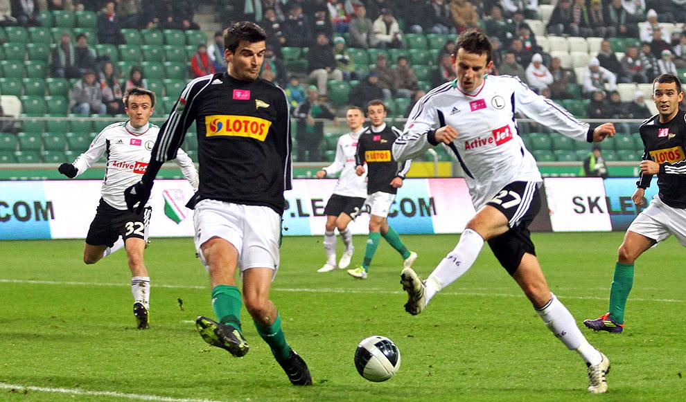Legia Warszawa 3-0 Lechia Gdańsk - fot. Piotr Galas (zdjęcie 40 z 106)