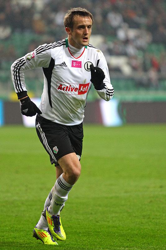 Legia Warszawa 3-0 Lechia Gdańsk - fot. Piotr Galas (zdjęcie 41 z 106)