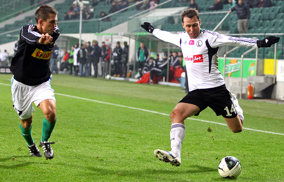 Legia Warszawa 3-0 Lechia Gdańsk - fot. Piotr Galas (zdjęcie 42 z 106)
