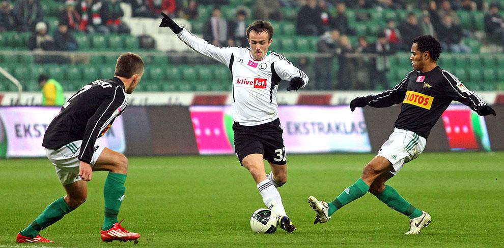 Legia Warszawa 3-0 Lechia Gdańsk - fot. Piotr Galas (zdjęcie 47 z 106)