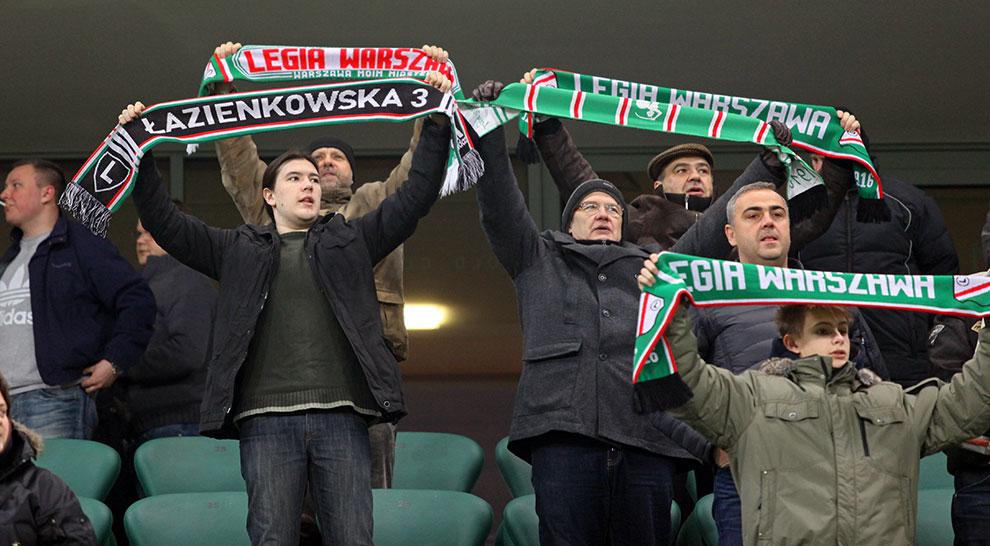 Legia Warszawa 3-0 Lechia Gdańsk - fot. Piotr Galas (zdjęcie 5 z 106)