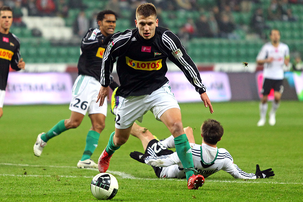 Legia Warszawa 3-0 Lechia Gdańsk - fot. Piotr Galas (zdjęcie 50 z 106)