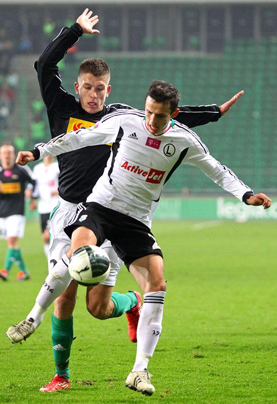 Legia Warszawa 3-0 Lechia Gdańsk - fot. Piotr Galas (zdjęcie 51 z 106)