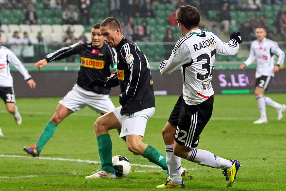 Legia Warszawa 3-0 Lechia Gdańsk - fot. Piotr Galas (zdjęcie 52 z 106)