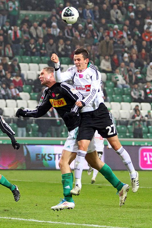 Legia Warszawa 3-0 Lechia Gdańsk - fot. Piotr Galas (zdjęcie 56 z 106)
