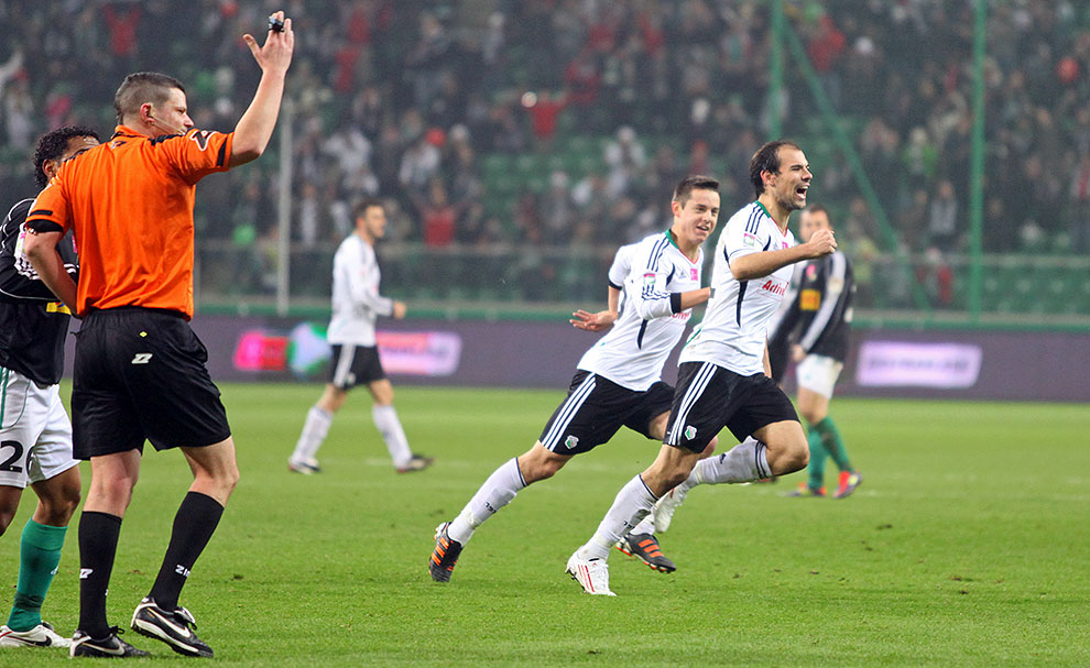 Legia Warszawa 3-0 Lechia Gdańsk - fot. Piotr Galas (zdjęcie 58 z 106)