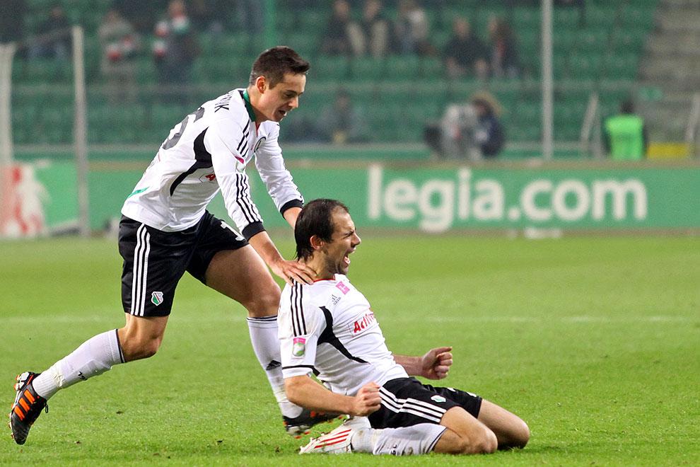 Legia Warszawa 3-0 Lechia Gdańsk - fot. Piotr Galas (zdjęcie 59 z 106)