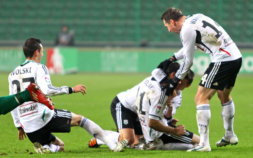Legia Warszawa 3-0 Lechia Gdańsk - fot. Piotr Galas (zdjęcie 60 z 106)