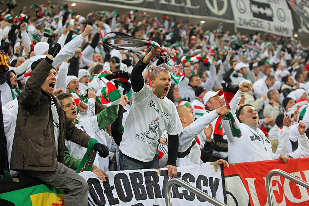 Legia Warszawa 3-0 Lechia Gdańsk - fot. Piotr Galas (zdjęcie 61 z 106)
