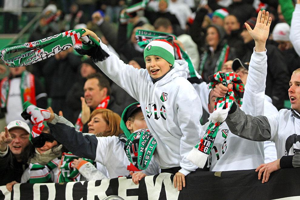 Legia Warszawa 3-0 Lechia Gdańsk - fot. Piotr Galas (zdjęcie 62 z 106)