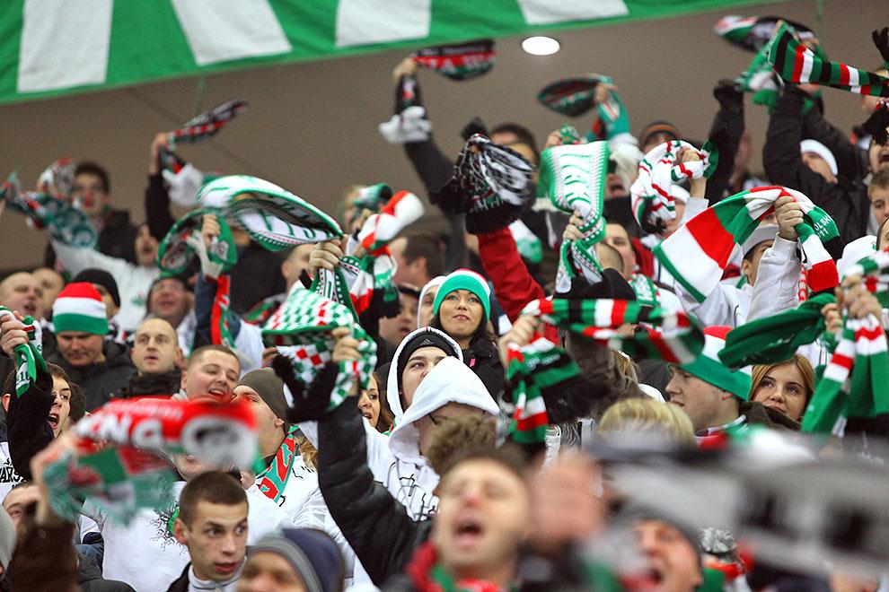 Legia Warszawa 3-0 Lechia Gdańsk - fot. Piotr Galas (zdjęcie 64 z 106)