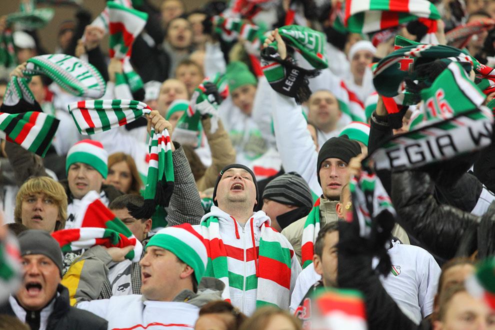 Legia Warszawa 3-0 Lechia Gdańsk - fot. Piotr Galas (zdjęcie 65 z 106)