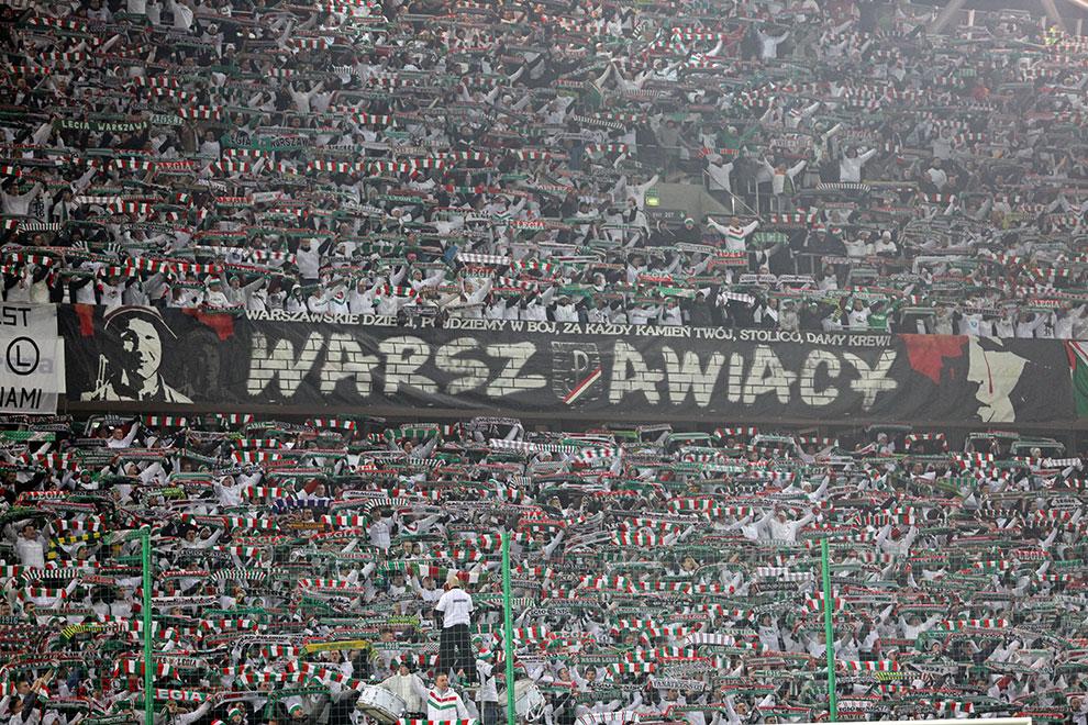 Legia Warszawa 3-0 Lechia Gdańsk - fot. Piotr Galas (zdjęcie 7 z 106)