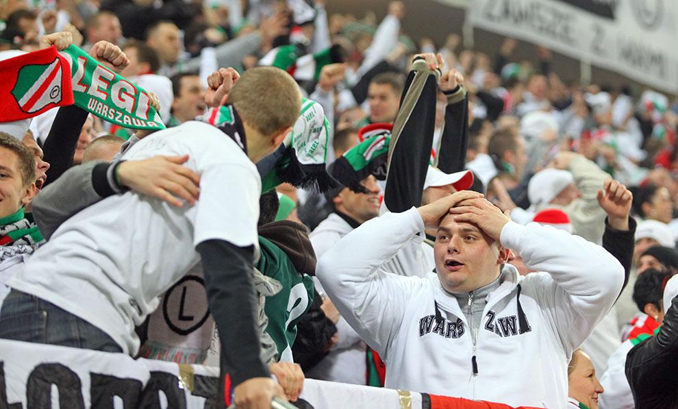 Legia Warszawa 3-0 Lechia Gdańsk - fot. Piotr Galas (zdjęcie 71 z 106)
