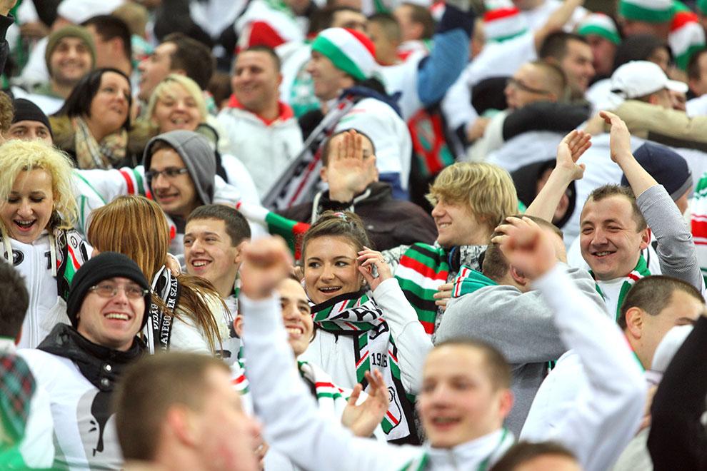 Legia Warszawa 3-0 Lechia Gdańsk - fot. Piotr Galas (zdjęcie 72 z 106)