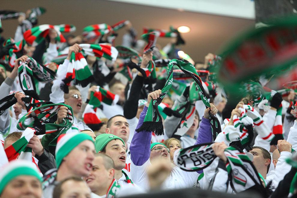 Legia Warszawa 3-0 Lechia Gdańsk - fot. Piotr Galas (zdjęcie 74 z 106)