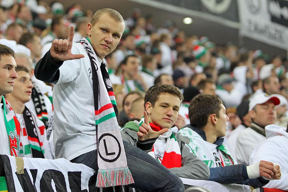 Legia Warszawa 3-0 Lechia Gdańsk - fot. Piotr Galas (zdjęcie 77 z 106)