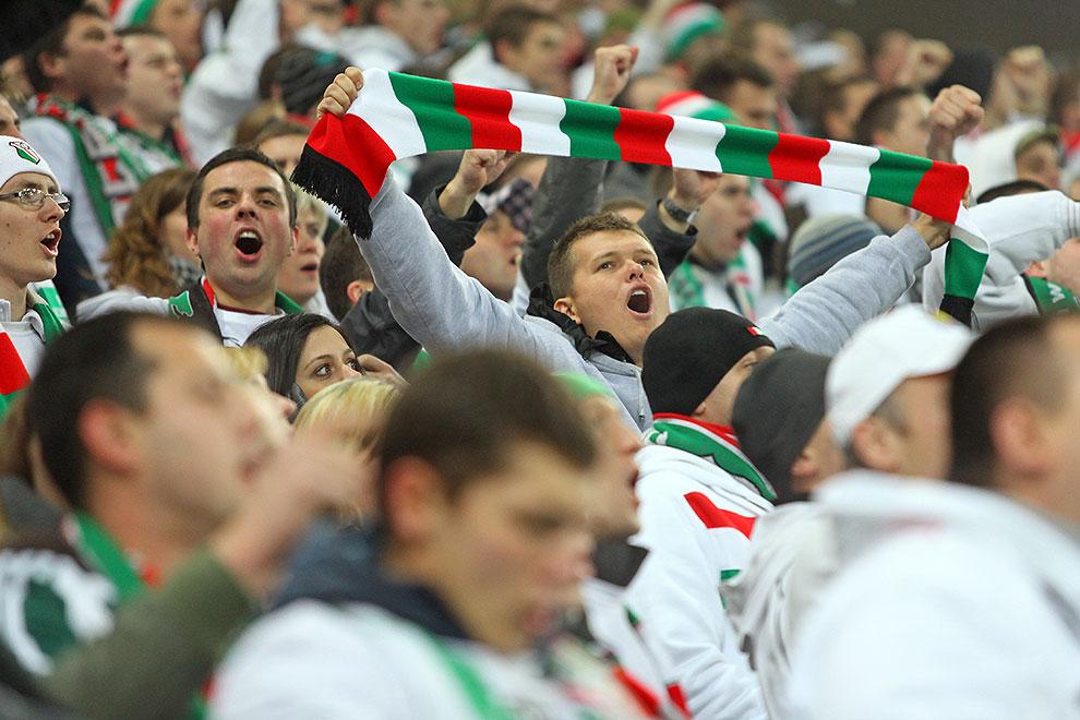 Legia Warszawa 3-0 Lechia Gdańsk - fot. Piotr Galas (zdjęcie 78 z 106)
