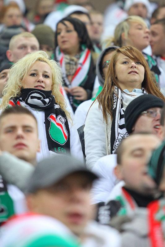 Legia Warszawa 3-0 Lechia Gdańsk - fot. Piotr Galas (zdjęcie 79 z 106)