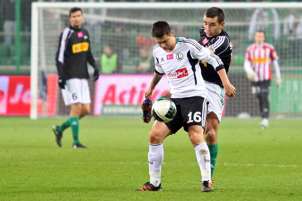 Legia Warszawa 3-0 Lechia Gdańsk - fot. Piotr Galas (zdjęcie 82 z 106)