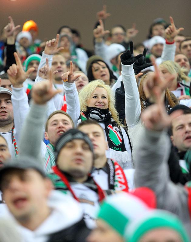 Legia Warszawa 3-0 Lechia Gdańsk - fot. Piotr Galas (zdjęcie 87 z 106)
