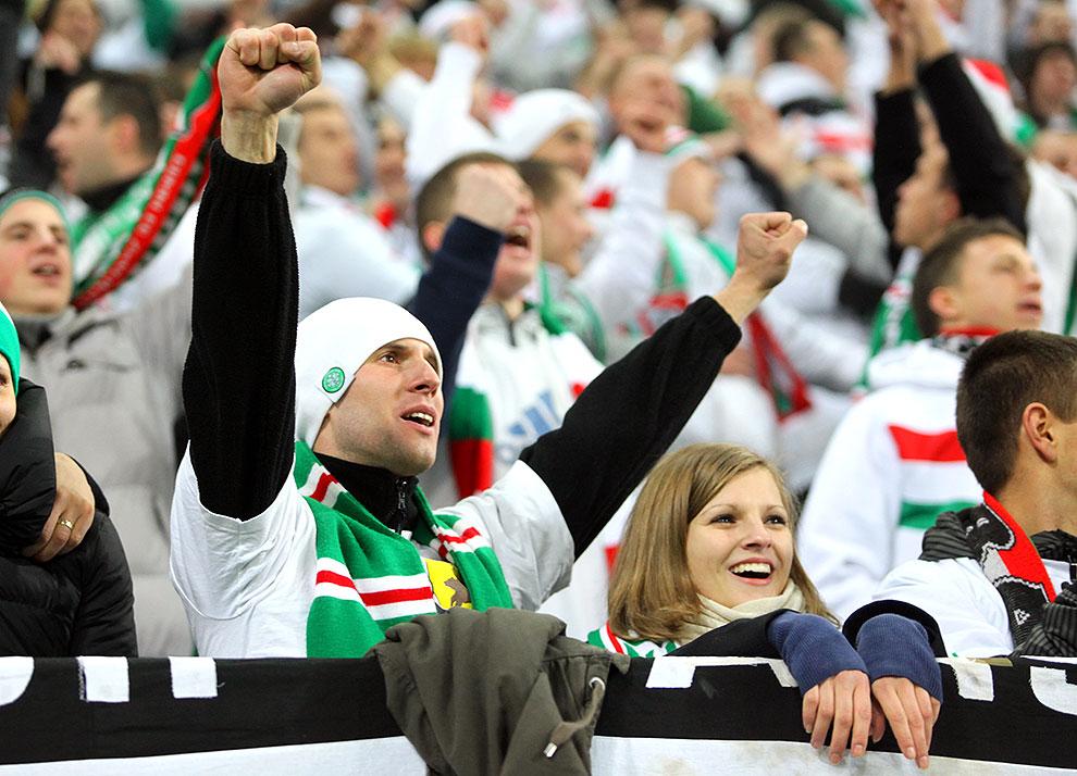 Legia Warszawa 3-0 Lechia Gdańsk - fot. Piotr Galas (zdjęcie 89 z 106)