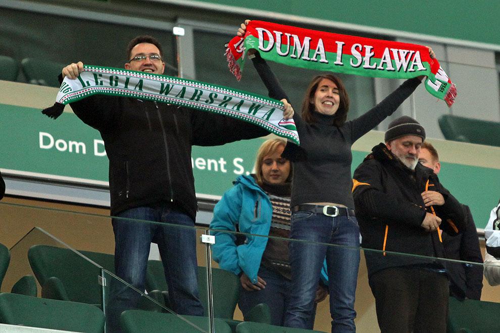 Legia Warszawa 3-0 Lechia Gdańsk - fot. Piotr Galas (zdjęcie 9 z 106)