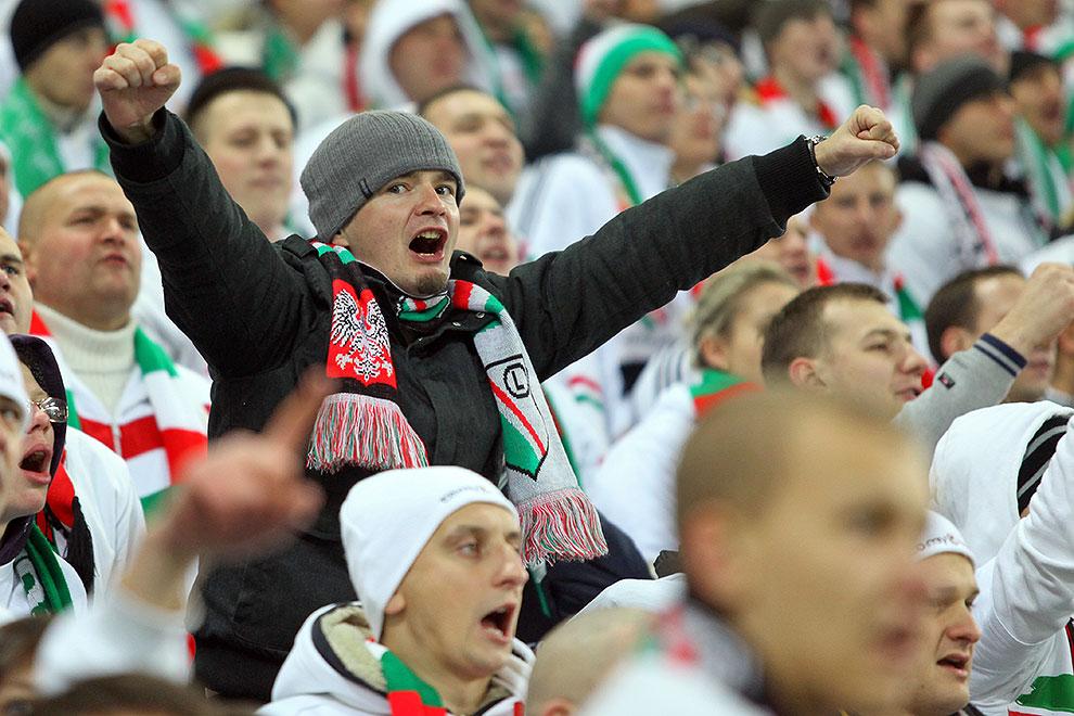 Legia Warszawa 3-0 Lechia Gdańsk - fot. Piotr Galas (zdjęcie 91 z 106)