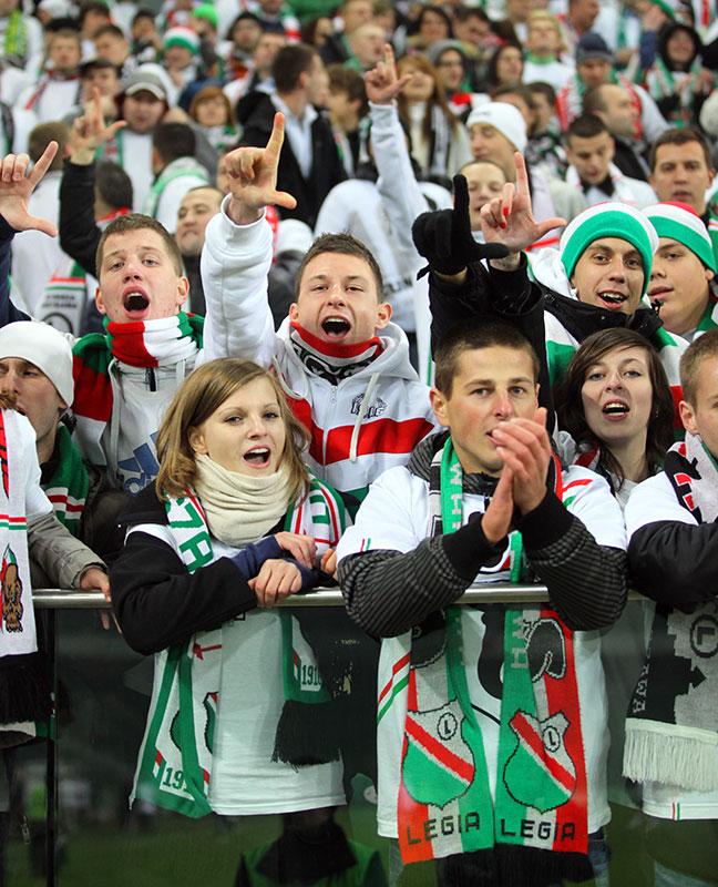 Legia Warszawa 3-0 Lechia Gdańsk - fot. Piotr Galas (zdjęcie 94 z 106)