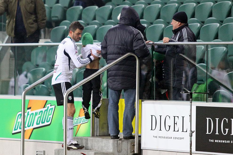 Legia Warszawa 3-0 Lechia Gdańsk - fot. Piotr Galas (zdjęcie 95 z 106)