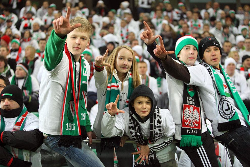 Legia Warszawa 3-0 Lechia Gdańsk - fot. Piotr Galas (zdjęcie 99 z 106)