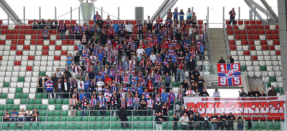 Legia Warszawa 1-2 Podbeskidzie Bielsko-Biała - fot. Piotr Galas (zdjęcie 10 z 94)