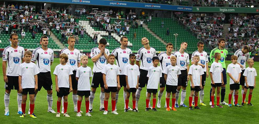 Legia Warszawa 1-2 Podbeskidzie Bielsko-Biała - fot. Piotr Galas (zdjęcie 14 z 94)