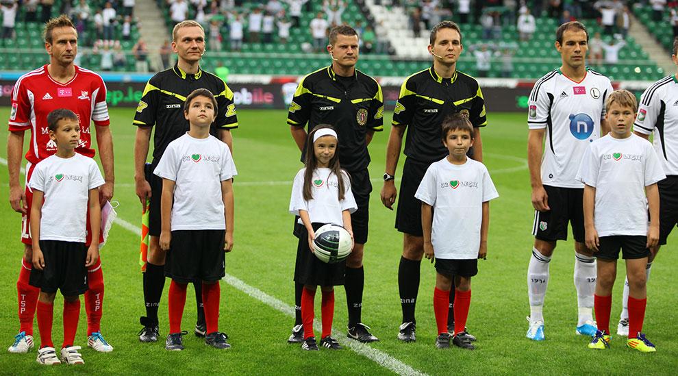 Legia Warszawa 1-2 Podbeskidzie Bielsko-Biała - fot. Piotr Galas (zdjęcie 15 z 94)