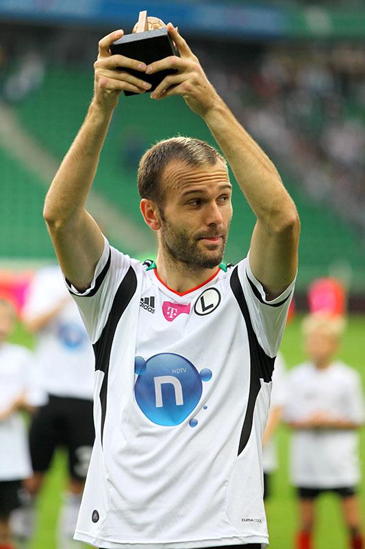 Legia Warszawa 1-2 Podbeskidzie Bielsko-Biała - fot. Piotr Galas (zdjęcie 16 z 94)