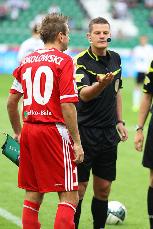 Legia Warszawa 1-2 Podbeskidzie Bielsko-Biała - fot. Piotr Galas (zdjęcie 18 z 94)