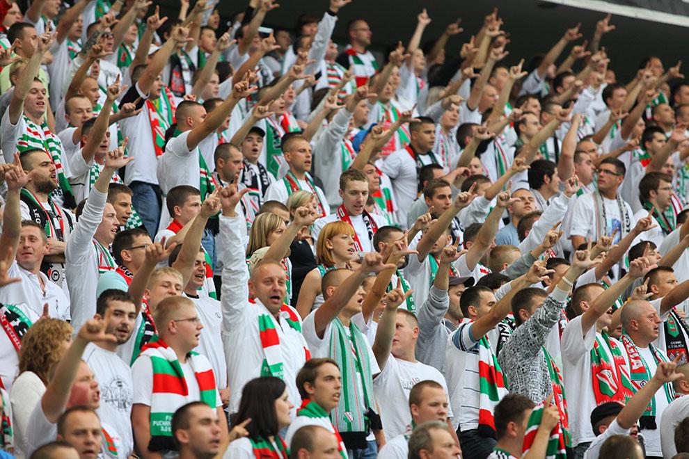 Legia Warszawa 1-2 Podbeskidzie Bielsko-Biała - fot. Piotr Galas (zdjęcie 20 z 94)