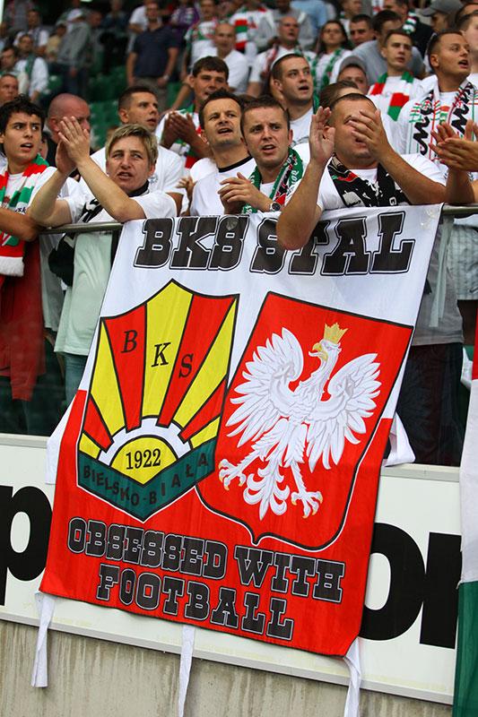 Legia Warszawa 1-2 Podbeskidzie Bielsko-Biała - fot. Piotr Galas (zdjęcie 21 z 94)
